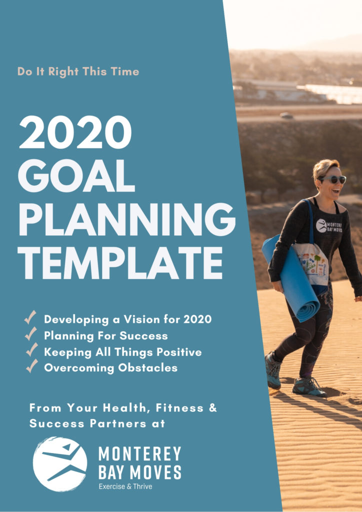 2020 Goal Planning Printable Template