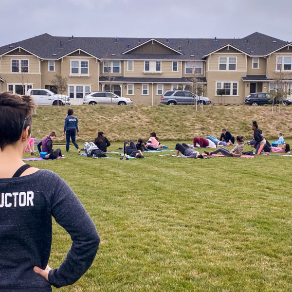 Yoga for Corporate Groups
