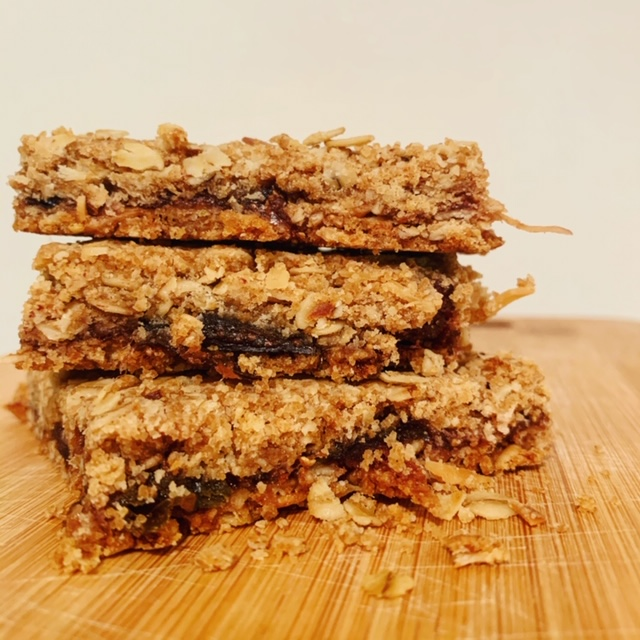 Breakfast Figgy Bars