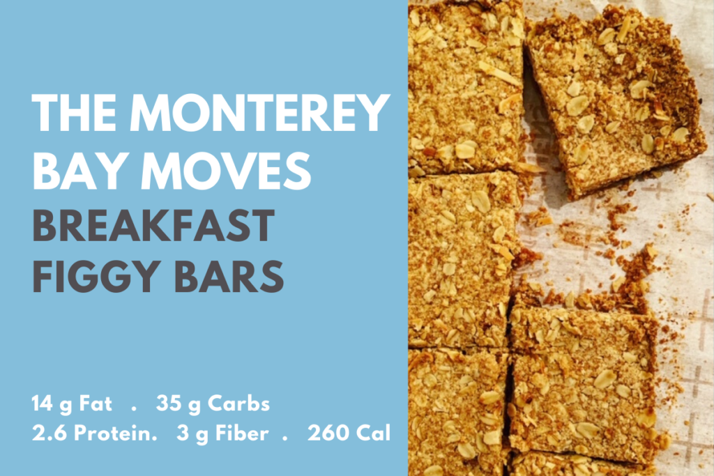 MBM'S Breakfast Figgy Bars
