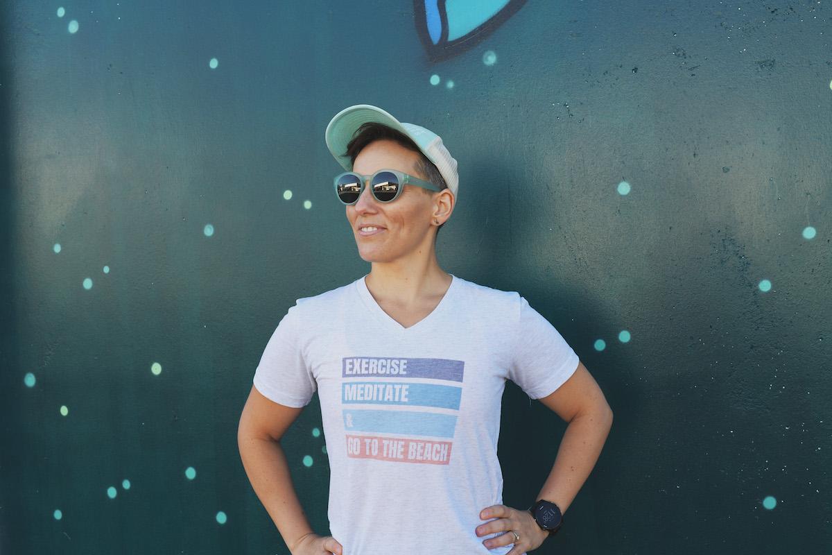 Exercise Meditate Go To The Beach - Coach Elizabeth Plante
